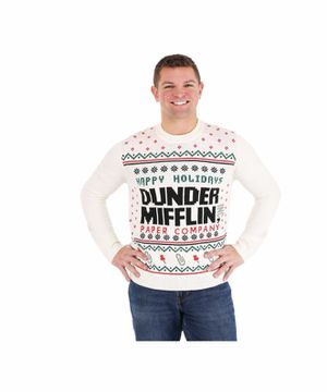 The Office Dunder Mifflin Ugly Christmas Sweater for Sale in French Creek, WV