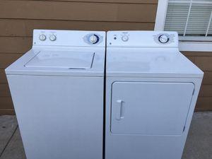 Lavadora y secadora for Sale in Dallas, TX