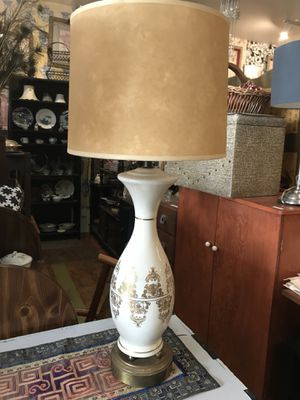 Mid century modern vintage lamp light for Sale in San Diego, CA