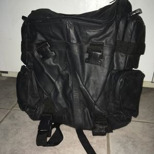 X Large Leather Rucksack/backpack for Sale in Tempe, AZ