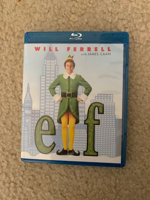 Unopened Elf DVD blu ray for Sale in Durham, NC