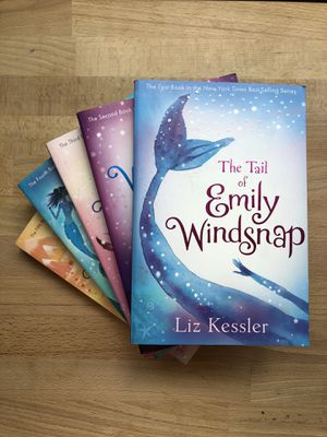 The Tale of Emily Windsnap (Whole Series) for Sale in Frisco, TX