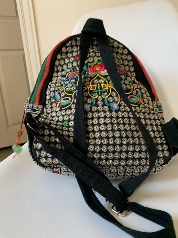 little backpack/purse