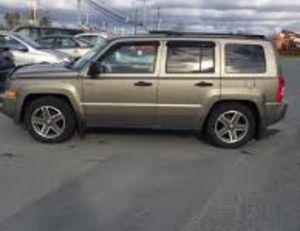 2008 Jeep patriot for Sale in Lockbourne, OH