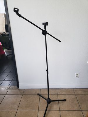 Adjustable Microphone Stand for Sale in Ontario, CA