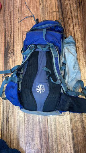 Ridge wind tunnel 40-45 hiking backpack. for Sale in Seattle, WA