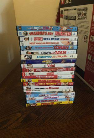 20 DVDs for Sale in Everett, WA
