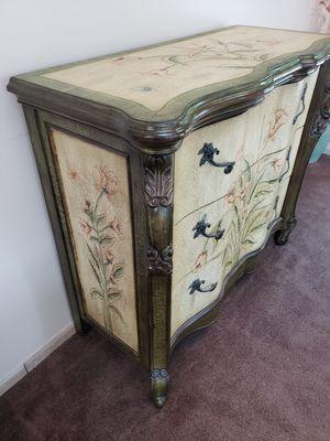 Vintage Solid Wood Dresser for Sale in West New York, NJ