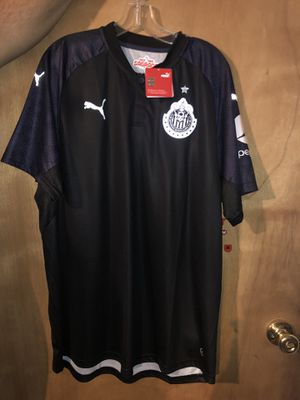 c8c38f065 Chivas jersey authentic new with tags for Sale in Lynwood