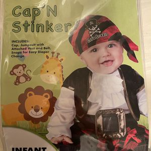 Pirate Baby Costume for Sale in Los Angeles, CA