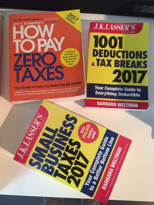 Tax preparation books 📚 for Sale in Houston, TX
