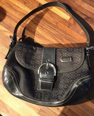 Coach Handbag for Sale in Maple Valley, WA
