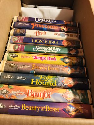 Disney Movies Collection for Sale in Houston, TX