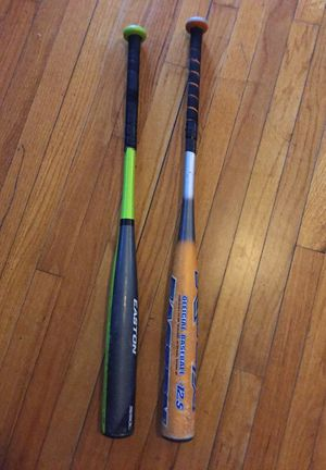 Easton baseball bats for Sale in East Haven, CT