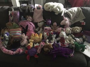 A lot of stuffed animals for Sale in Spring, TX