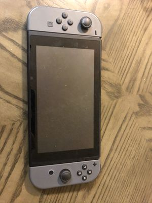 Nintendo Switch (almost new) for Sale in RANCHO SUEY, CA