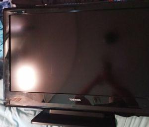 Toshiba Regza 31in tv for Sale in Riverton, UT