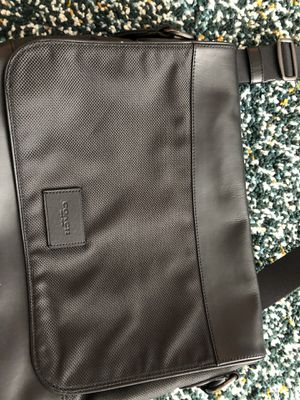 Mens Coach bag for Sale in Portland, OR