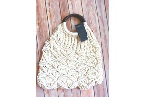 Forever 21 Crochet Tote Bag for Sale in Long Beach, CA