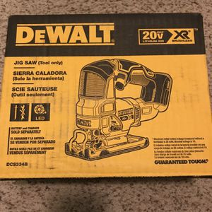 Dewalt Jigsaw (tool Only ) for Sale in New Britain, CT