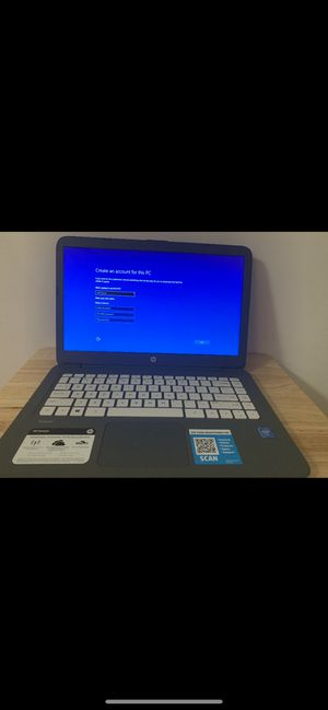 HP stream for sale. It is in great condition, barely used. Just upgraded to Apple and that's why I'm selling it. Comes with its original charger. $220 for Sale in Hialeah, FL