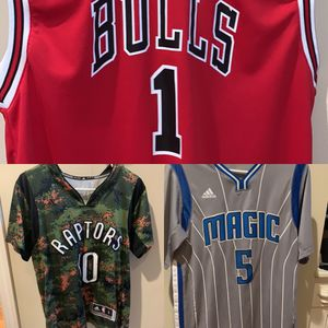 No offers! Men's Adidas NBA Basketball Jerseys for Sale in Raleigh, NC