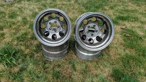 15X10 Jeep Wheels for Sale in Tacoma, WA