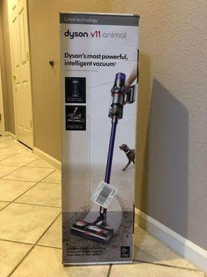 Dyson v11 animal vacuum for Sale in Detroit, MI