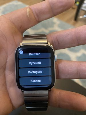 Apple Watch serie 4 44mm lte+gps for Sale in Randolph, MA