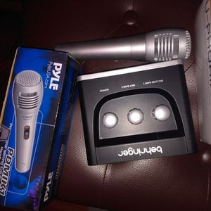 USB Audio Interface Including Microphone for Sale in New Britain, CT