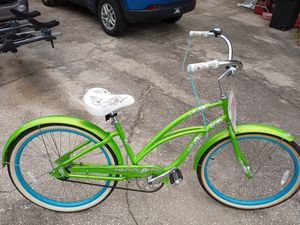 """New Electra Hawaii Beach Cruiser bike with 26"""" tires, 17.5"""" frame, Townie - $200 FIRM. for Sale in Wesley Chapel, FL"""
