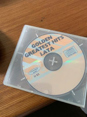 Audio CD of Golden Greatest Hits Lata for Sale in Boyds, MD