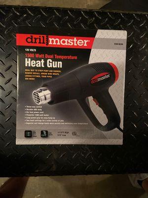 Drill Master Heat Gun for Sale in Dacula, GA