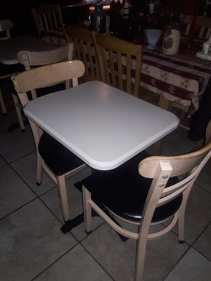Very high-quality commercial restaurant type pub tables have to sell separate or together for Sale in Pensacola, FL