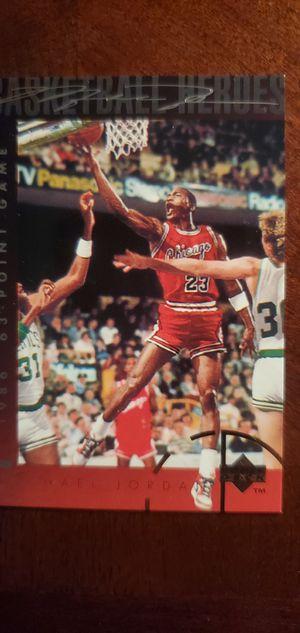 Micheal Jordan card for Sale in Los Angeles, CA
