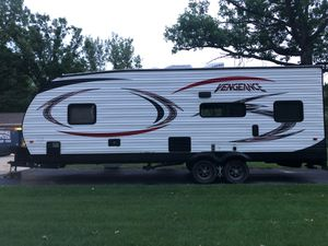 Forest river toy hauler vengeance 2017 for Sale in Midland, MI