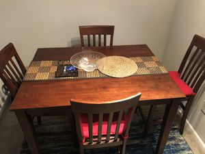 Dinning table set for Sale in Lawrence Township, NJ