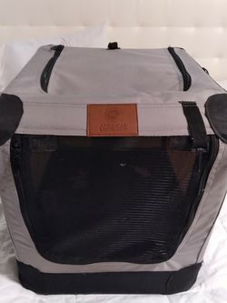 AKC Dog Puppy Portable Kennel Carrier for Sale in Fresno,  CA