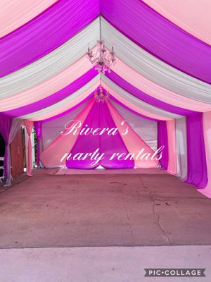 Draping available 20x20$280 for Sale in Norwalk, CA