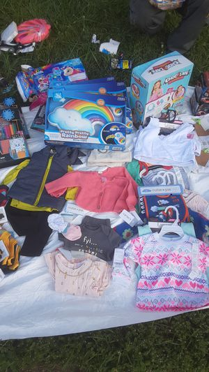 Brand new baby clothes, kids toys, etc. for Sale in Richmond, VA