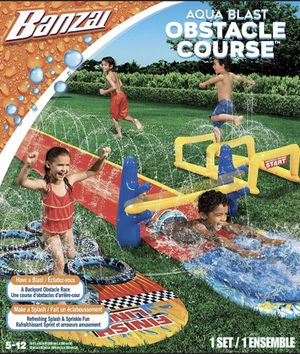 Banzai splash 💦 obstacle course for Sale in Miramar, FL