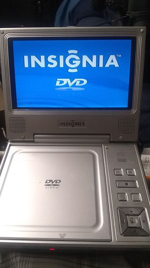 Insignia portable DVD player for Sale in Phoenix, AZ