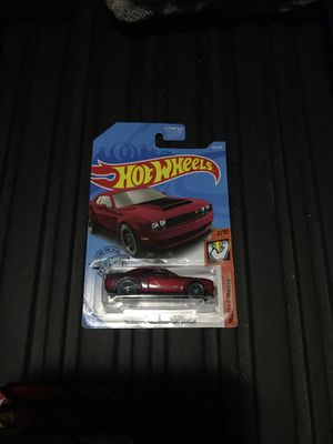 Dodge demon hot wheel for Sale in East Los Angeles, CA