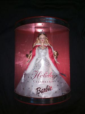 Special 2001 edition Holiday Barbie for Sale in St. Petersburg, FL