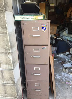 File cabinet for Sale in Bolingbrook, IL