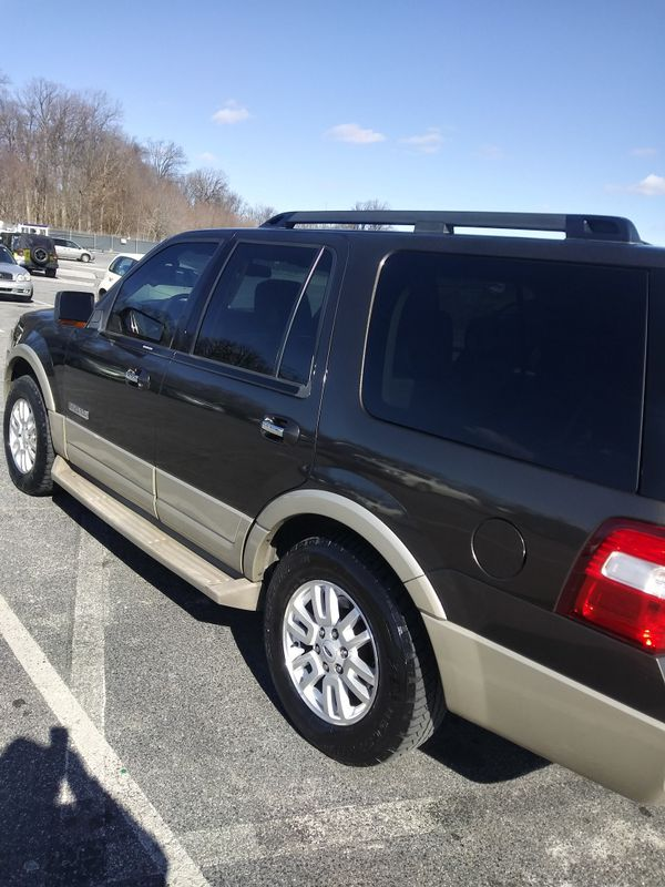 2008 Ford Expedition EL Limited 4x4