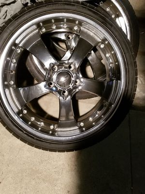 22 inch Rims for Sale in Chino Hills, CA