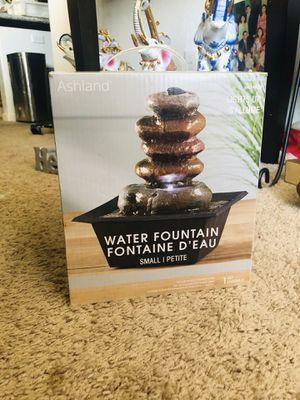 Small Water Fountain for Sale in Clovis, CA