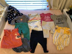 Newborn baby girl clothing bundle for Sale in Miami, FL