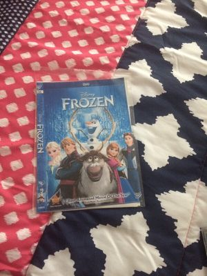 Frozen movie for Sale in Lakeland, FL